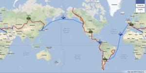 מפת מסע - ביצוע
